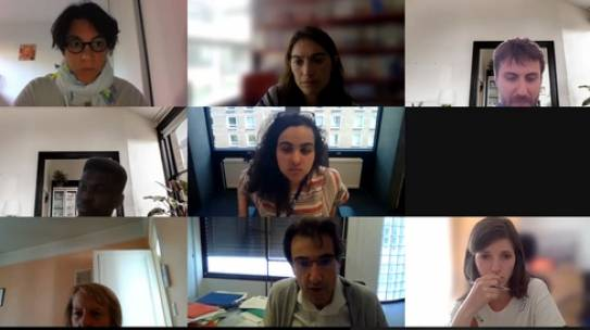 The video of Asma Benehenda's seminar is online !